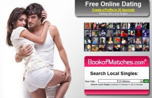 Bookofmatches dating service